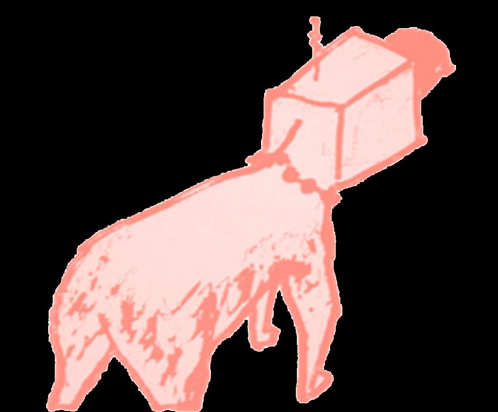 Slimfilms-Logo Hund