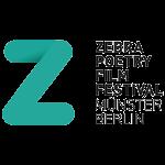 Logo des ZEBRA Poetry Filmfestival Münster/Berlin